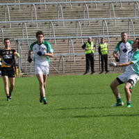 284-Junior Semi final V Kill Shamrocks 600
