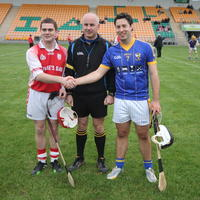 009-Final of Leitrim Senior Hurling. Cloneen V St Mary's Carrick 020