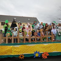 027-2014 Saint Patrick's Day Parade in Blacklion 068