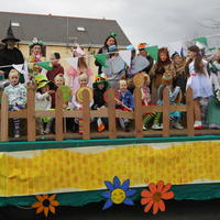 028-2014 Saint Patrick's Day Parade in Blacklion 069