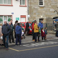 064-2014 Saint Patrick's Day Parade in Blacklion 170