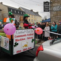 137-2014 Saint Patrick's Day Parade in Blacklion 364