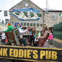 141-2014 Saint Patrick's Day Parade in Blacklion 377