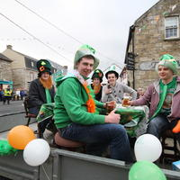 148-2014 Saint Patrick's Day Parade in Blacklion 405