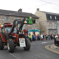 156-2014 Saint Patrick's Day Parade in Blacklion 430