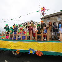 206-2014 Saint Patrick's Day Parade in Blacklion 595