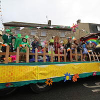 208-2014 Saint Patrick's Day Parade in Blacklion 597