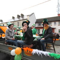 221-2014 Saint Patrick's Day Parade in Blacklion 636