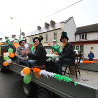 222-2014 Saint Patrick's Day Parade in Blacklion 638