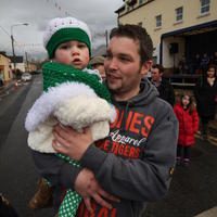 232-2014 Saint Patrick's Day Parade in Blacklion 658