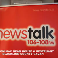 001-Pat Kenny Radio Show from Mac Neane Bistro Blacklion Co Cavan 019