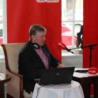 002-Pat Kenny Radio Show from Mac Neane Bistro Blacklion Co Cavan 002