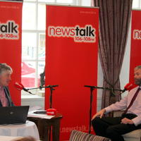 005-Pat Kenny Radio Show from Mac Neane Bistro Blacklion Co Cavan 026