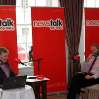 007-Pat Kenny Radio Show from Mac Neane Bistro Blacklion Co Cavan 003