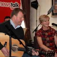 029-Pat Kenny Radio Show from Mac Neane Bistro Blacklion Co Cavan 034