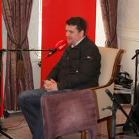 033-Pat Kenny Radio Show from Mac Neane Bistro Blacklion Co Cavan 038