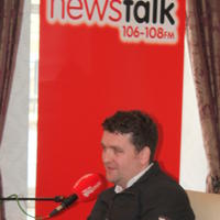 034-Pat Kenny Radio Show from Mac Neane Bistro Blacklion Co Cavan 039
