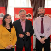 046-Pat Kenny Radio Show from Mac Neane Bistro Blacklion Co Cavan 056