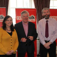 047-Pat Kenny Radio Show from Mac Neane Bistro Blacklion Co Cavan 057