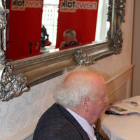 080-Pat Kenny Radio Show from Mac Neane Bistro Blacklion Co Cavan 099