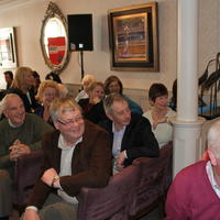 099-Pat Kenny Radio Show from Mac Neane Bistro Blacklion Co Cavan 121