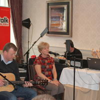 118-Pat Kenny Radio Show from Mac Neane Bistro Blacklion Co Cavan 154