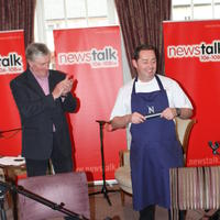 126-Pat Kenny Radio Show from Mac Neane Bistro Blacklion Co Cavan 163