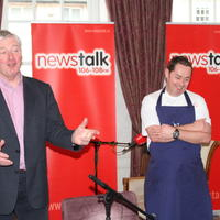 130-Pat Kenny Radio Show from Mac Neane Bistro Blacklion Co Cavan 168