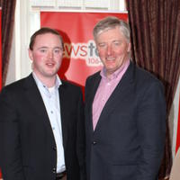 142-Pat Kenny Radio Show from Mac Neane Bistro Blacklion Co Cavan 181