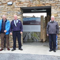 006-Information Center in Cavan Burren Park 008