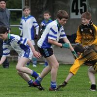 109-Boys U 14 ; V Dernacreeve Gaels 323