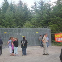 05-21-07-2014  ; Fracking protest in Belcoo Co Fermanagh 008