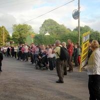 06-21-07-2014  ; Fracking protest in Belcoo Co Fermanagh 010
