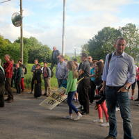 07-21-07-2014  ; Fracking protest in Belcoo Co Fermanagh 011