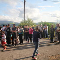 14-21-07-2014  ; Fracking protest in Belcoo Co Fermanagh 024