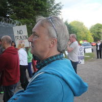 19-21-07-2014  ; Fracking protest in Belcoo Co Fermanagh 031
