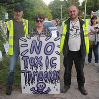 25-21-07-2014  ; Fracking protest in Belcoo Co Fermanagh 041