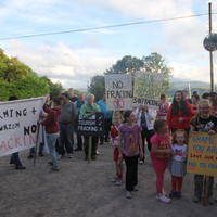 26-21-07-2014  ; Fracking protest in Belcoo Co Fermanagh 042