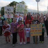 27-21-07-2014  ; Fracking protest in Belcoo Co Fermanagh 043