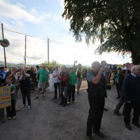 28-21-07-2014  ; Fracking protest in Belcoo Co Fermanagh 045