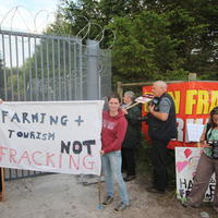 30-21-07-2014  ; Fracking protest in Belcoo Co Fermanagh 047