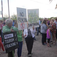 31-21-07-2014  ; Fracking protest in Belcoo Co Fermanagh 048