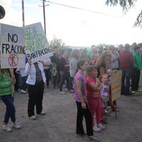33-21-07-2014  ; Fracking protest in Belcoo Co Fermanagh 050