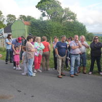38-21-07-2014  ; Fracking protest in Belcoo Co Fermanagh 057