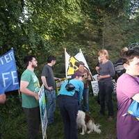 54-21-07-2014  ; Fracking protest in Belcoo Co Fermanagh 081