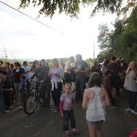 57-21-07-2014  ; Fracking protest in Belcoo Co Fermanagh 085