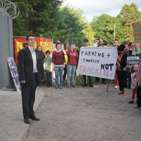 58-21-07-2014  ; Fracking protest in Belcoo Co Fermanagh 086