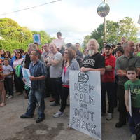 60-21-07-2014  ; Fracking protest in Belcoo Co Fermanagh 089