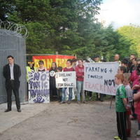 66-21-07-2014  ; Fracking protest in Belcoo Co Fermanagh 095