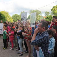 67-21-07-2014  ; Fracking protest in Belcoo Co Fermanagh 096